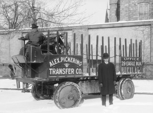 """Alex Pickering van""  - Photo by Harry Shipler - Wikimedia Commons"